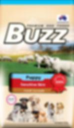 Puppy food 100% Australian Lamb Indoor&Sensitive Skin