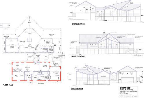 Molly Island home design