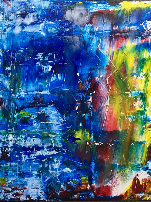 """The observer  20""""x16"""""""