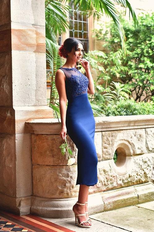 Sezan Ankle Dress