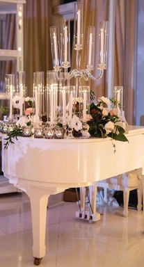 inside bridal shop