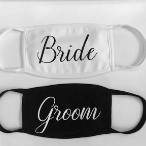 Bride Facemask