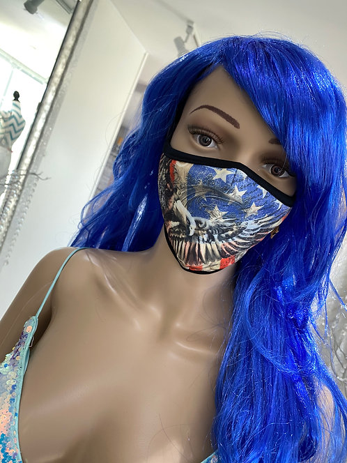 American Eagle Face Mask