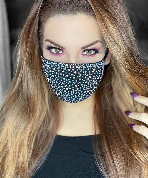 Fully beaded  Face Mask