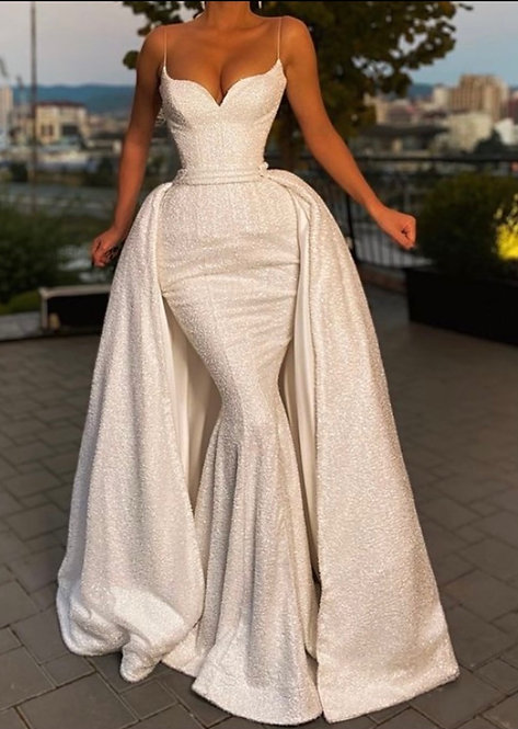 Custom Bridal Gown LB8501 Deposit