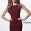 Thumbnail: Sleeveless Glitter Short Dress