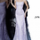 Thumbnail: Scoop Top Lace Evening Gown