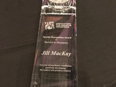 Lifetime Achievement Award!