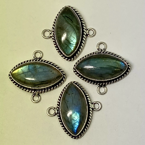 Labradorite Connector