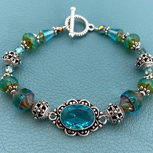 Blissful Blues Bracelet