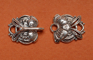 Clasp shown open