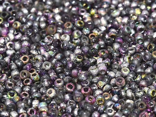 Magic Orchid Etched Miyuki 11/0 Seed Beads