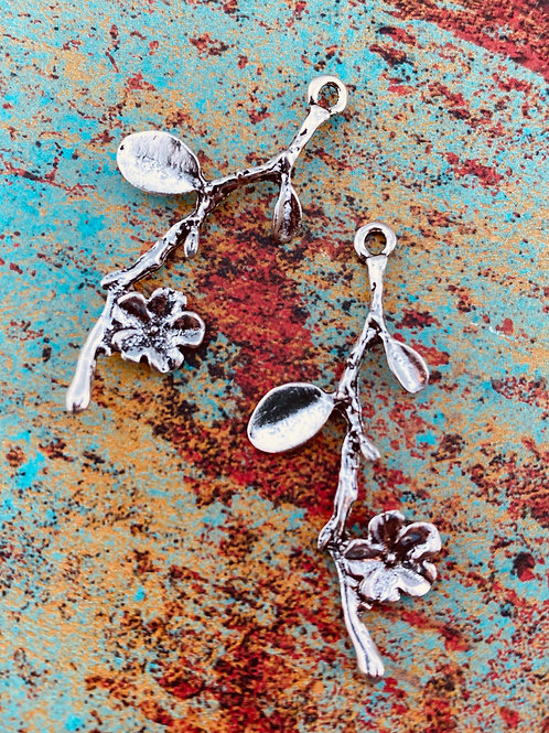 Branch Blossom Dangle (pair)