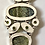 Thumbnail: Silverline Jasper & Peridot Pendant