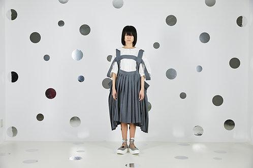 造形プリーツスカート skirt