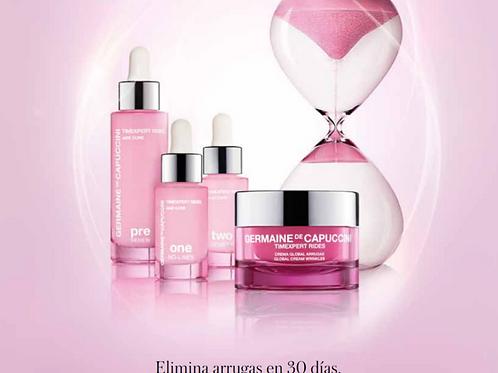 Cofre cura intensiva + crema global soft o rich
