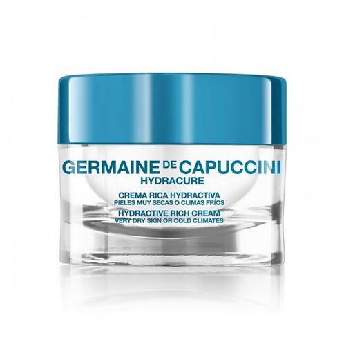 Crema rica hydractiva pells molt seques o climes freds