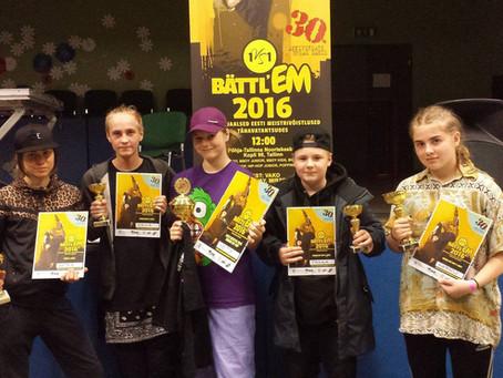 Battl' EM 2016/ solo