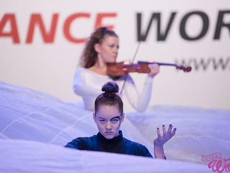 MM VÕISTLUSED TANTSUS 2016 FINAAL // DANCE WORLD CUP FINALS 2016 in JERSEY