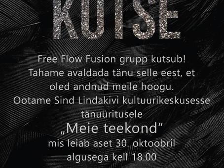 Meie teekond- Free Flow Fusion grupi lavastus