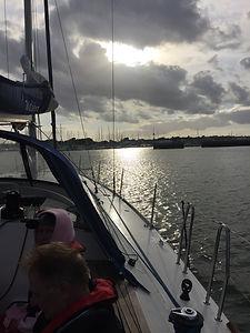 Weekend Sailing break