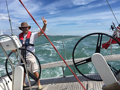 Sail Tuition holidays