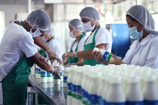DVF Dairy Plant (bottling)