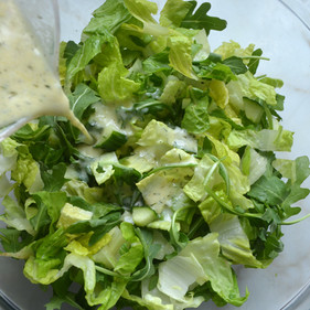 The 'Wait Lang' Salad Dressing