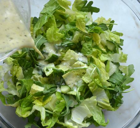 The 'Wait Lang' Salad Dressing