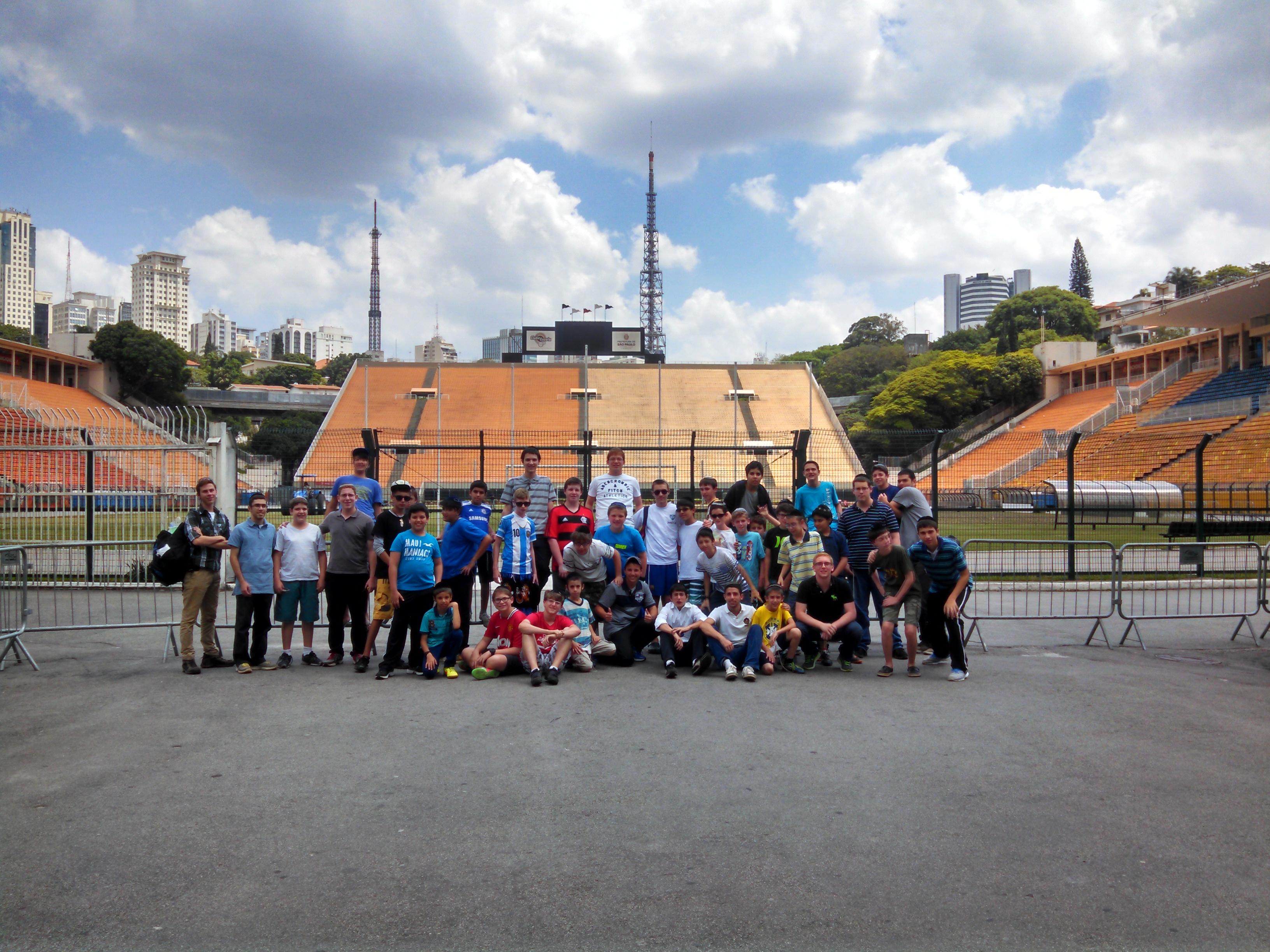 Visita ao Museu do Futebol
