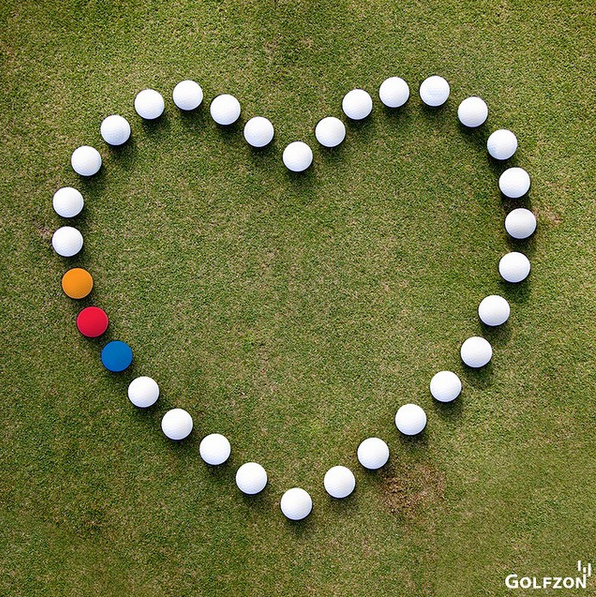 Golfzon hearts