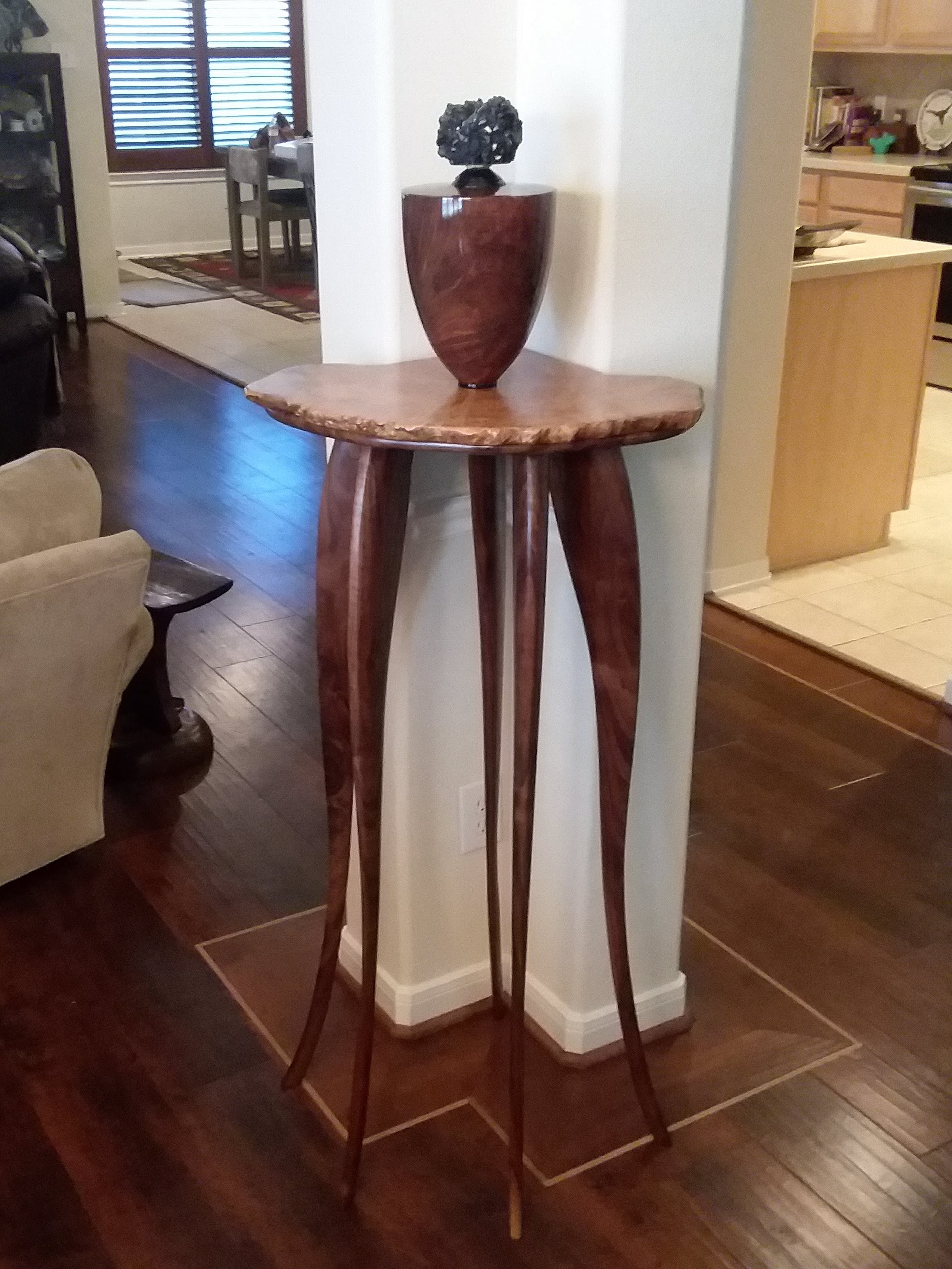 Maple Display Table