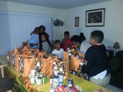 Thanksgiving Dinner Donations