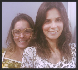 Cris Ferreira e Chris Pegado - RJ