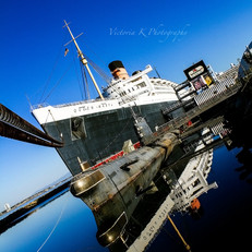 RMS Queen Mary ( 1936 - 1967 )