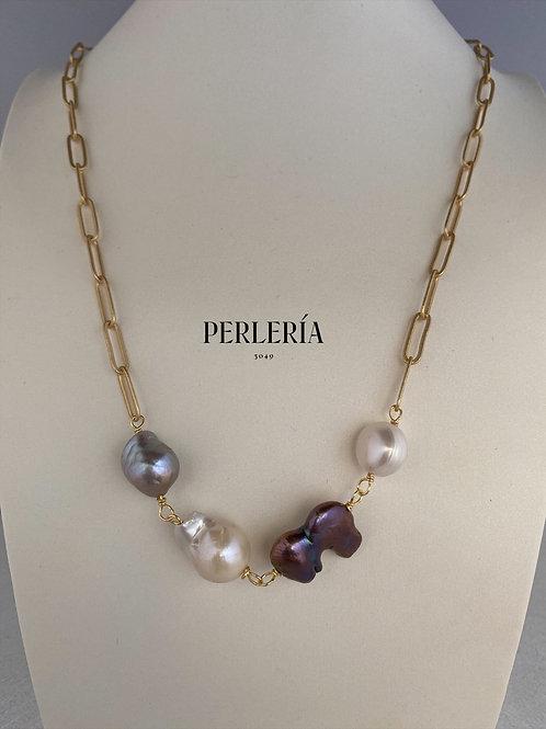Perlas mix mediano