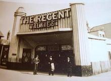 The Original Regent Cinema Swindon