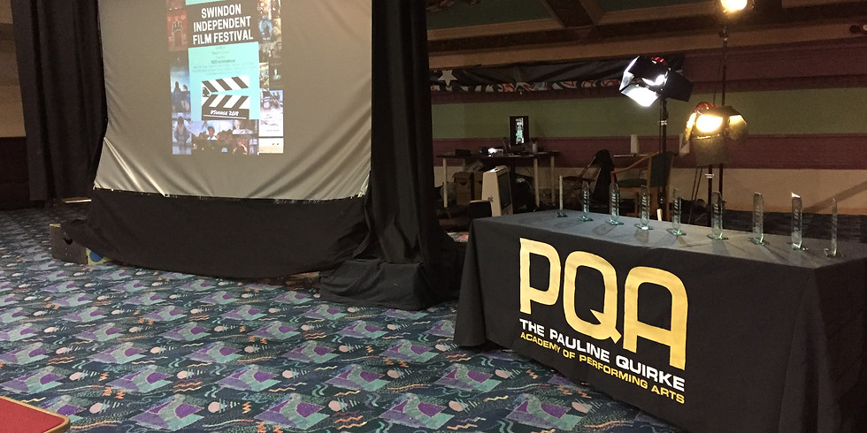 Swindon Independent Film Festival 2019 Session 1