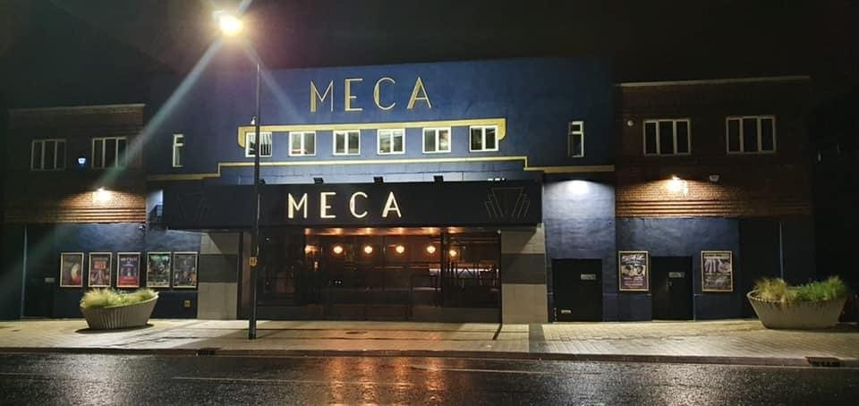 Meca Swindon, Media Entertainment and Culture Arena the old Regent / Gaumont / Odeon Cinema