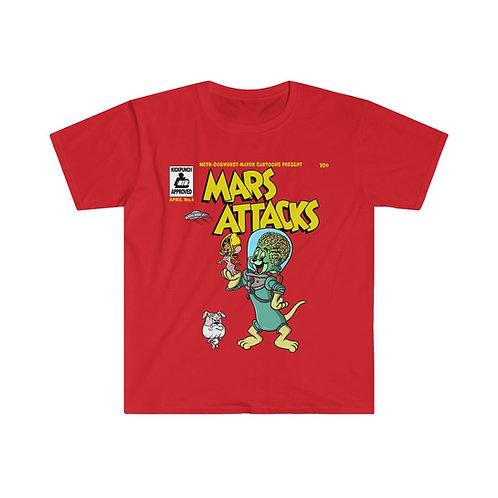 Mars Attacks Softstyle