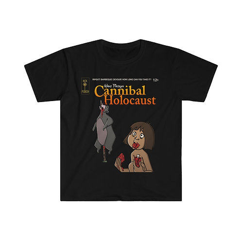 Cannibal Holocaust Fitted Tee (US)