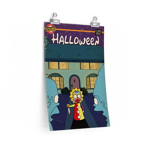 Maggie Myers Halloween