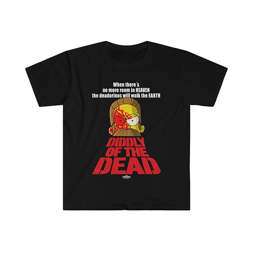 Diddly of the dead Softstyle