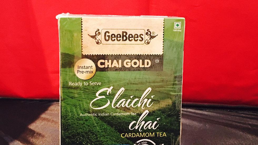 Cardamom Sweetened Chai