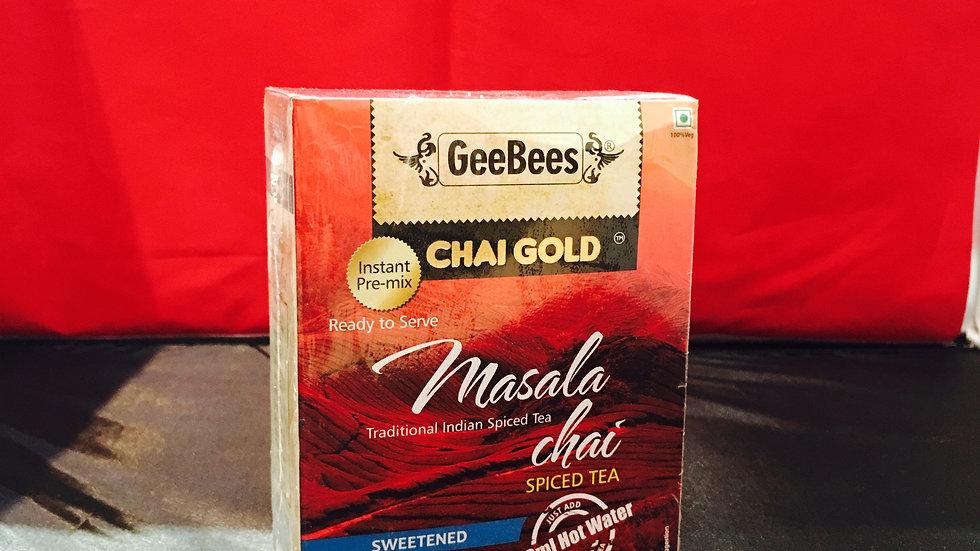 Masala Sweetened Chai