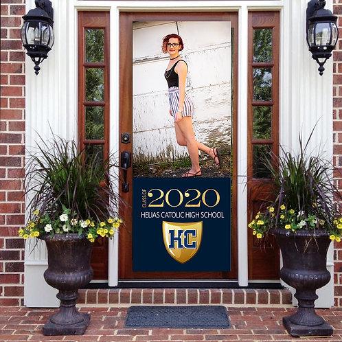 """Door Banner 26""""x66"""""""