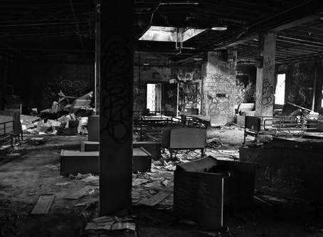 Abandoned Letchworth Village