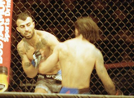 UFC 244 pictures