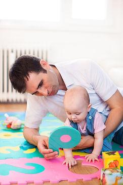 Juraj Tomko und unserer kleinen Tochter Tamara