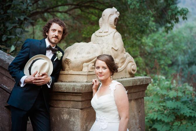 Svadba v kaštieli